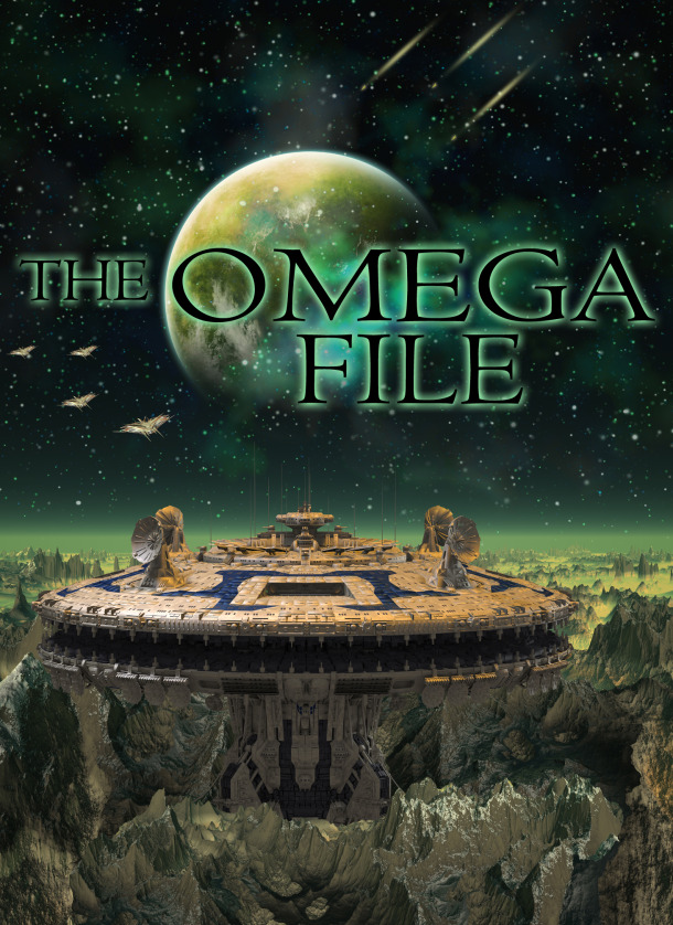 The Omega Files TV Series Poster