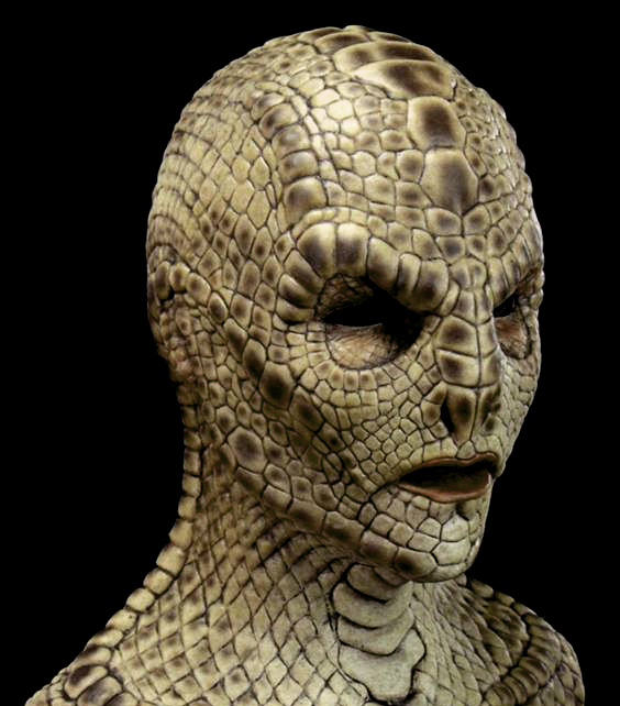 The Omega Files TV Series - Snake Woman