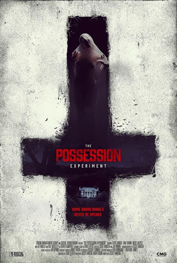 The Possession Experiment (2015) poster