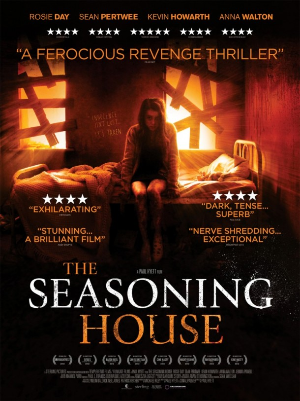 The Seasoning House Sales Poster