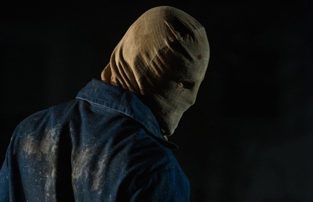 The Town that Dreaded Sundown Remake - Masked Killer still