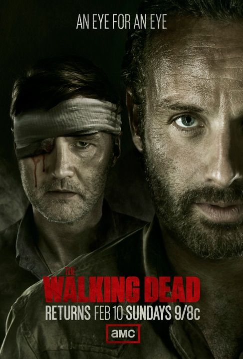 The Walking Dead Season 3.5 New Poster