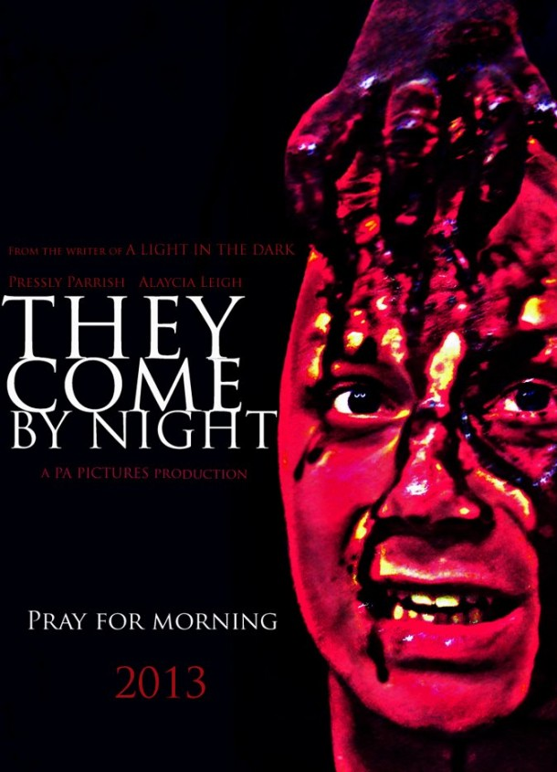 They Come by Night Teaser Movie Poster