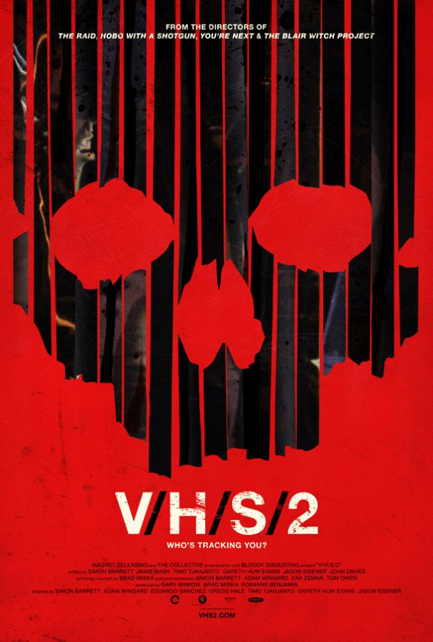 V/H/S 2 Gory and Bloody Clip