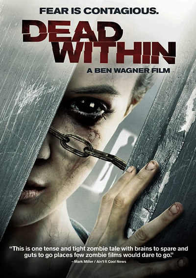 Dead Within web series poster