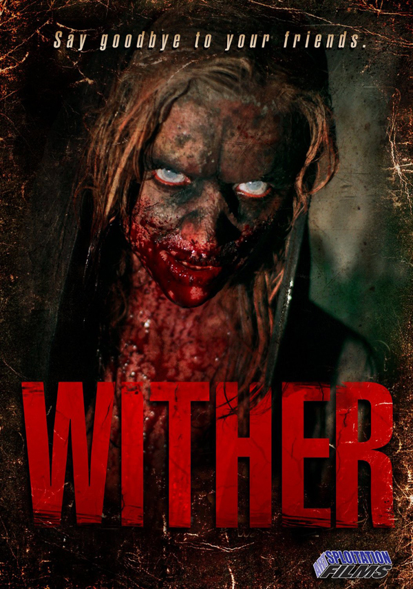 Wither 2012 DVD Cover art