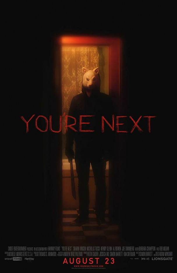 New Poster for Adam Wingards Your