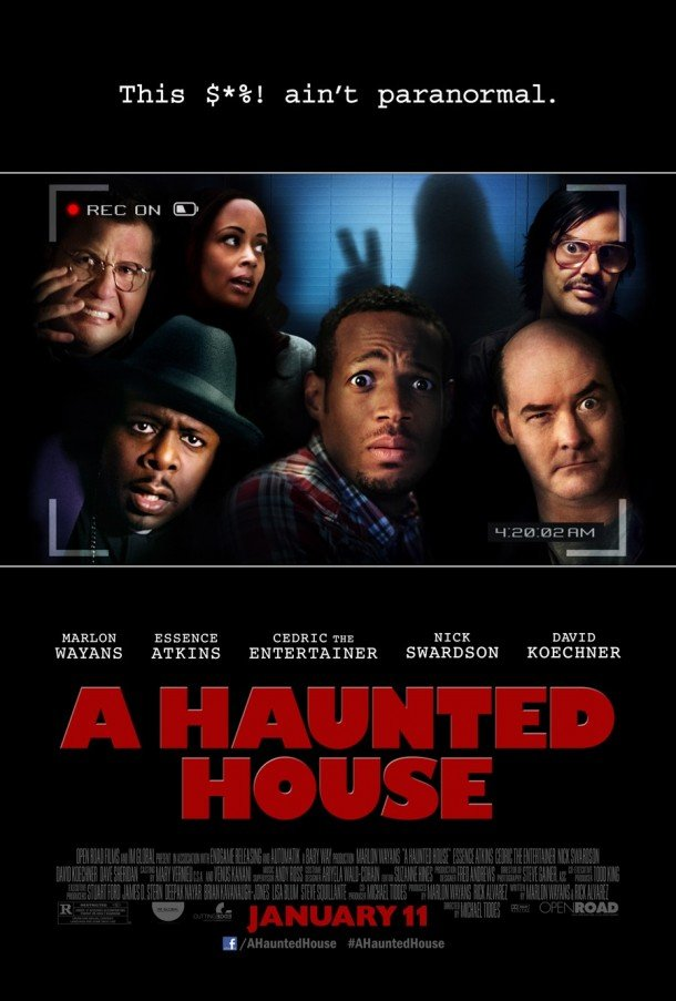 Marlon Wayans Haunted House 2 Movie Plot Details