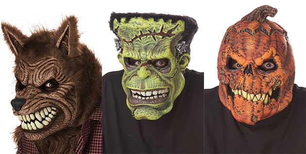 PureCostumes.com Ani-Motion Masks