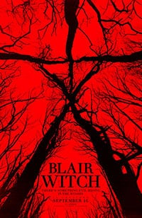 Blair Witch (2016) poster