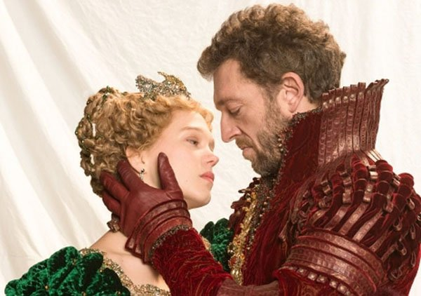 Christophe Gans Beauty and the Beast Vincent Cassel and Lea Seydoux