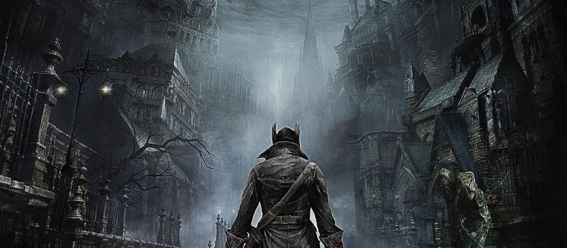 Bloodborne - new horror game