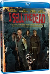 I Sell The Dead Blue Ray DVD