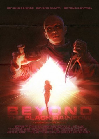 beyond the black rainbow 2010 movie poster