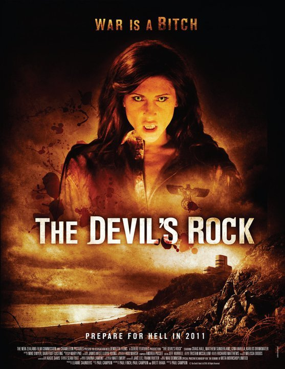 the devils rock