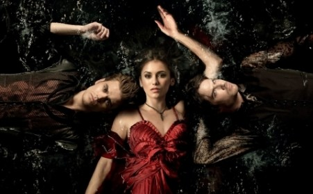 Season 3 of The Vampire Diaries Poster