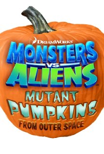 monsters vs aliens mutant pumpkins outer space