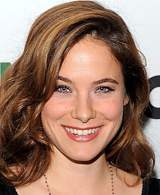 Caroline Dhavernas before casting in NBC TV series Hannibal
