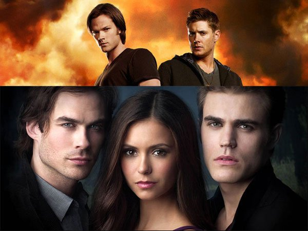 CW Supernatural and Vampire Diaries Synopsis