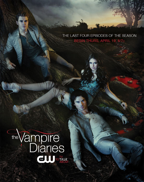 CW The Vampire Diaries