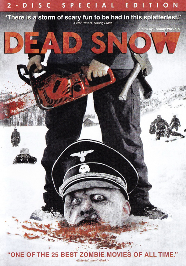 Dead Snow (2009) DVD art