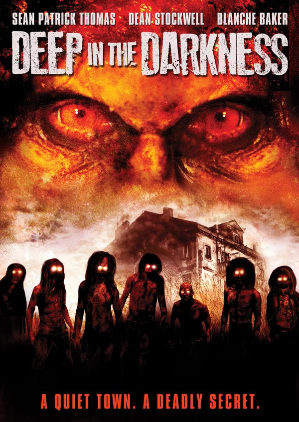 Deep in the Darkness (2014) poster