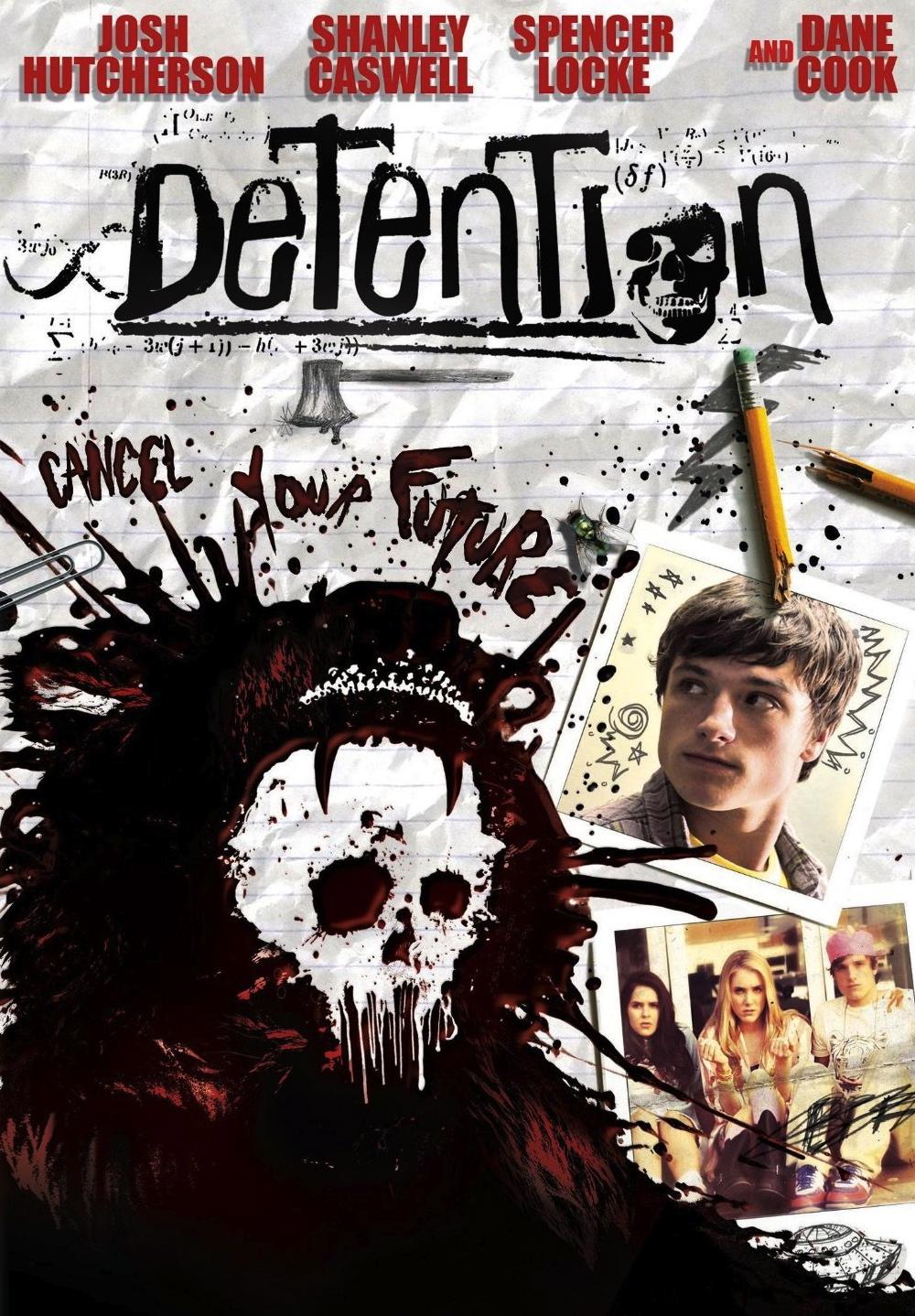 Detention (2011) Movie Poster