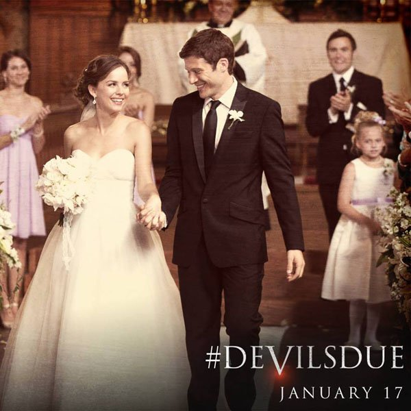 Devils Due Happy Wedding