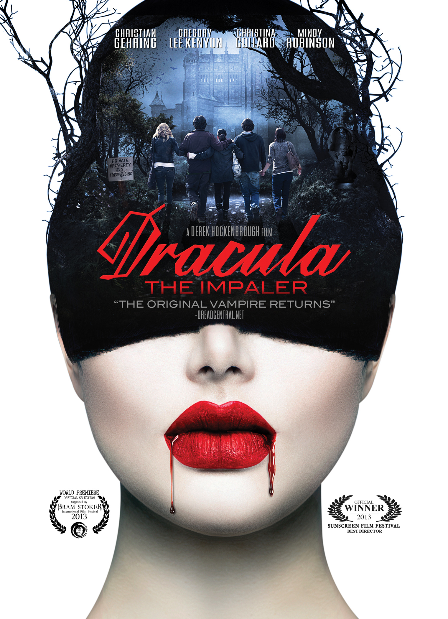Dracula: The Impaler movie poster