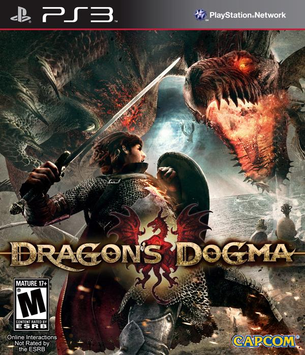 Capcom Dragon
