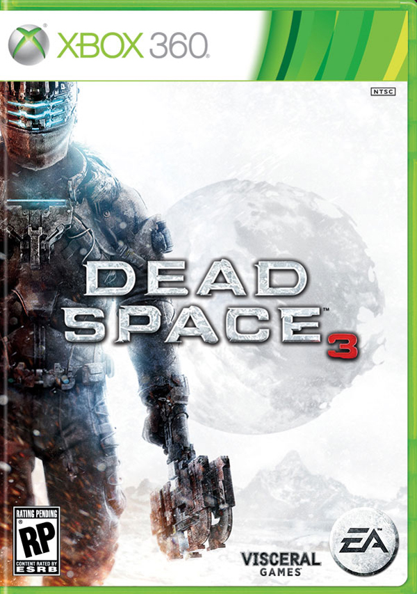 Dead Space 3 Trailer with XBox 360 Kinect features