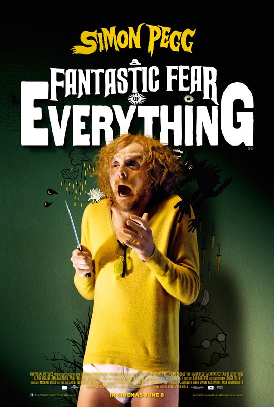 Fantastic Fear of Everything Poster
