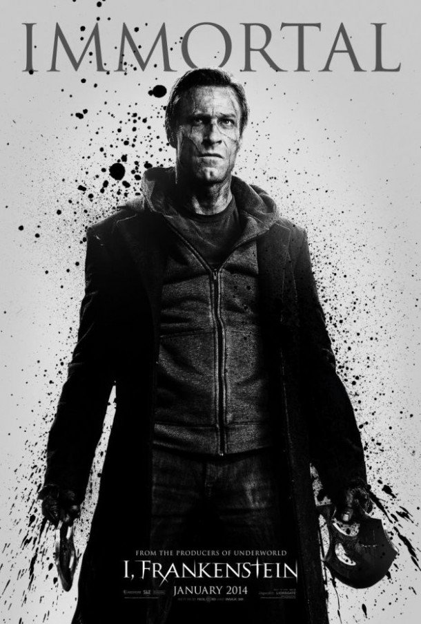 I, Frankenstein - Immortal Poster