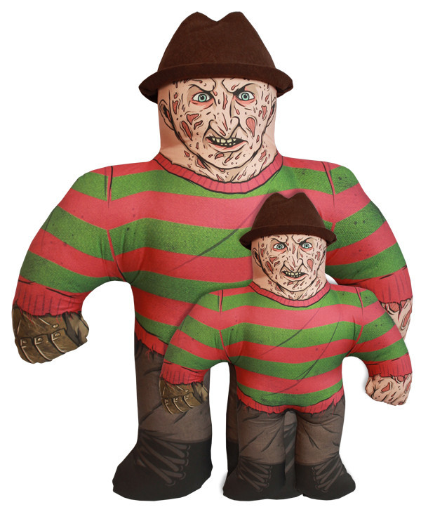 Freddy Krueger Pillow Horror Decor