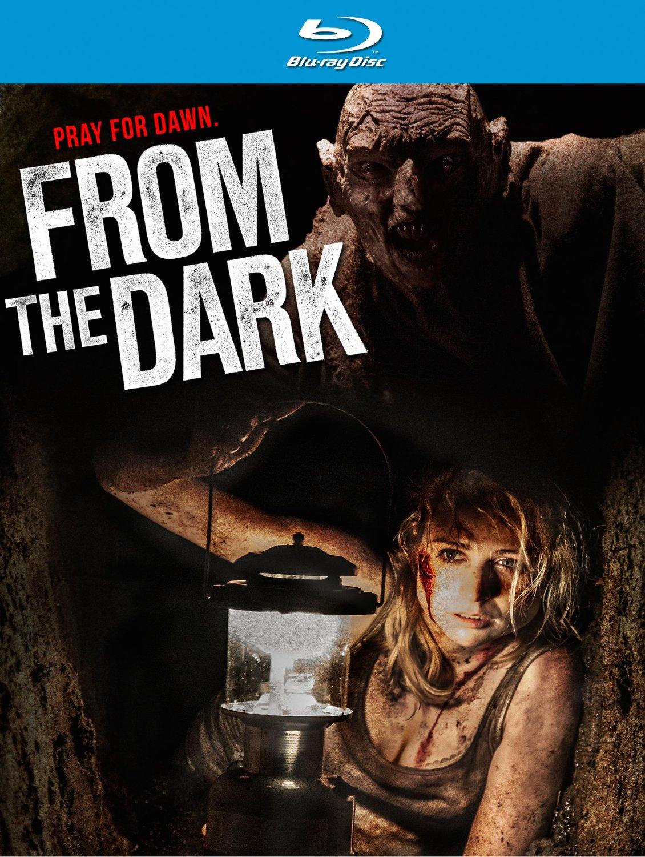 From the Dark (2014) Blu-ray Art