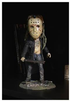 Jason Deluxe Head Knocker