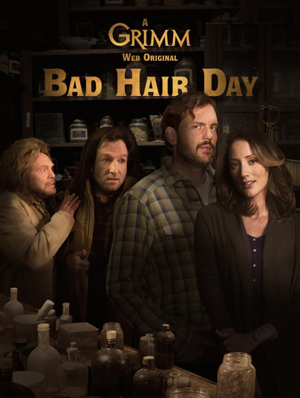 Grimm Bad Hair day Episode 3