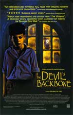 The Devils Backbone poster