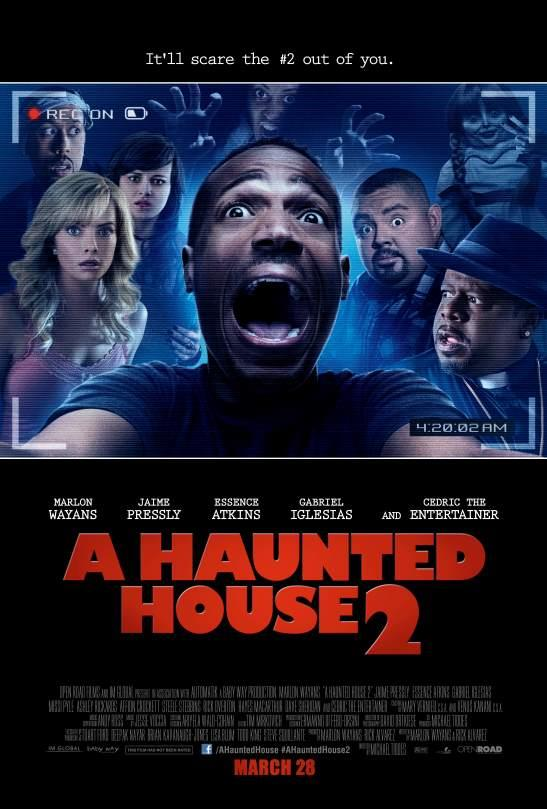 Haunted House 2 poster 2