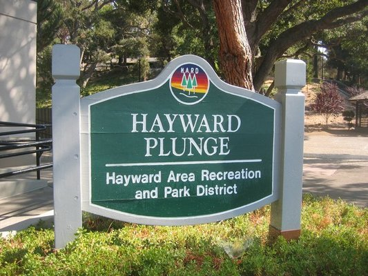 Haunted Places - Hayward Plunge - California