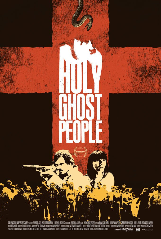 Holy Ghost People (2013) movie poster