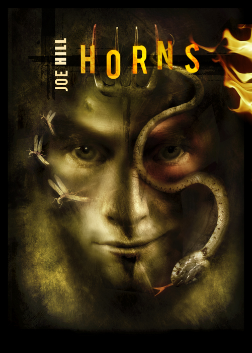 Daniel Radcliffe to star in Joe Hill Horns Adaptation
