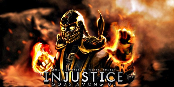 Scorpion - New DLC Character Video/Gameplay for Injustice Gods Among Us
