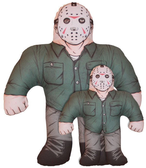Jason Vorhees Pillow Horror Decor