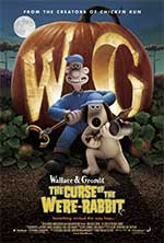 Curse of the Were-Rabbit poster