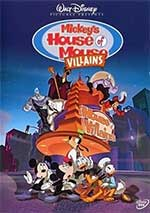 Mickeys House of Villains poster