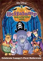 Poohs Heffalump Halloween Movie poster