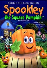 Spookley - The Square Pumpkin poster
