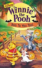 Winnie the Poo - Boo to You Too poster