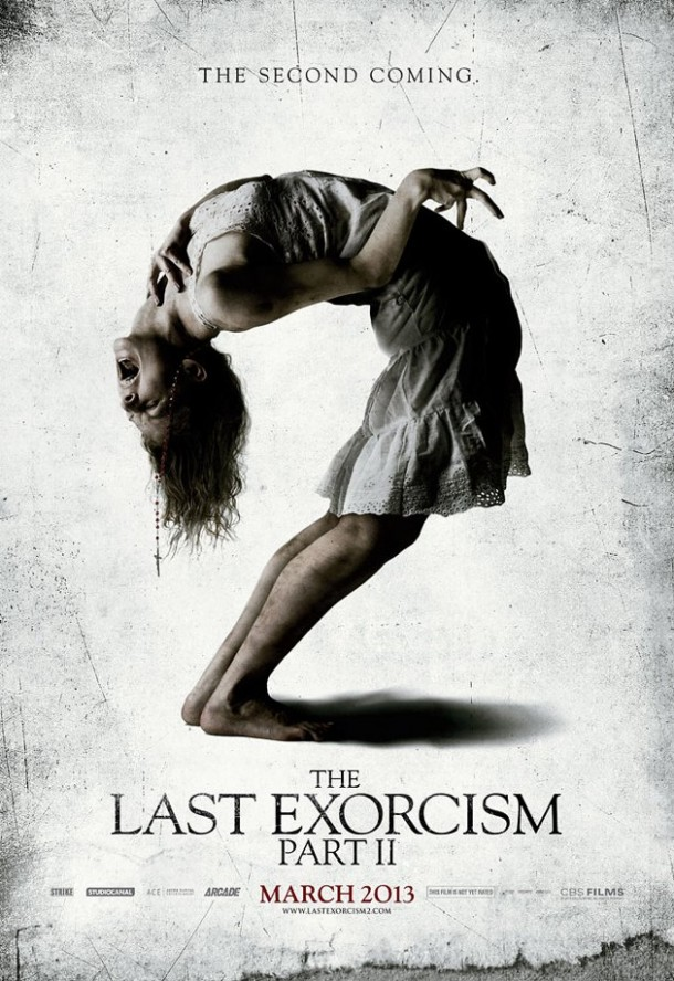 The Last Exorcism 2 new movie poster